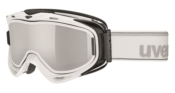 UVEX g.gl 300 TO - Lunettes de protection - blanc